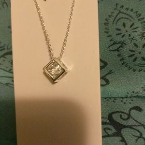 Adorable Box necklace from I am